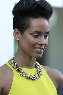 ab82ea850c86 Alicia Keys - Wikipedia