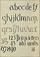 Alphabets old and new, for the use of craftsmen - with an introductory essay on Art in the alphabet (1898) (14763591184).jpg
