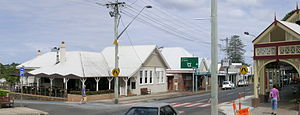Alstonville, New South Wales - Main Street