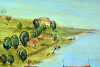 Zürichhorn - Zürichhorn, early 16th century, Hans Leu the Elder
