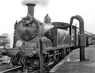 LSWR M7 class class of 105 two-cylinder 0-4-4T locomotives