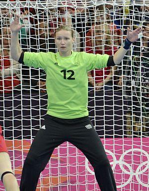 Amandine Leynaud - Leynaud at the 2012 Olympics