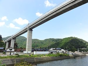 Amarube bridge 20110812.jpg