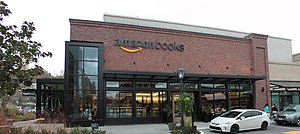 Amazon Books - The first Amazon Books store, in Seattle, Washington