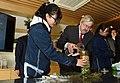"Ambassador Branstad Visits the ""Roots and Shoots"" Program at Minli School in Shanghai, 2017 (38304400804).jpg"