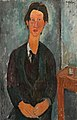 Amedeo Modigliani - Chaim Soutine (1917).jpg