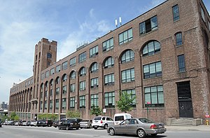 ABCorp (American Banknote Corporation) - Printing plant in the South Bronx