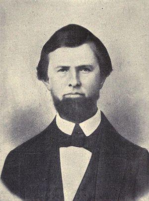 Amos Starr Cooke - Circa 1859
