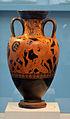 Amphora 490 BC Amazons fighting Staatliche Antikensammlungen Starke Frauen 05.jpg