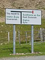 Amusing Sign in Raasay - geograph.org.uk - 481657.jpg