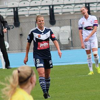 Amy Jackson (soccer) Australian soccer player