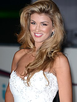 Amy Willerton British beauty pageant contestant and television personality