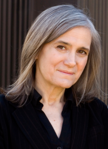 height Amy Goodman