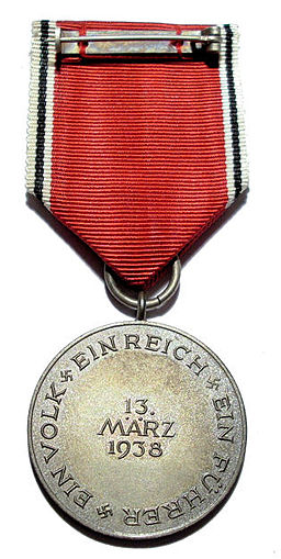 Anchlussmedal back