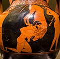 Andokides Painter ARV 4 8 Herakles and the lion - Achilles and Ajax playing (02).jpg