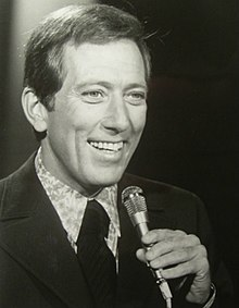 Andy Williams aastal 1969