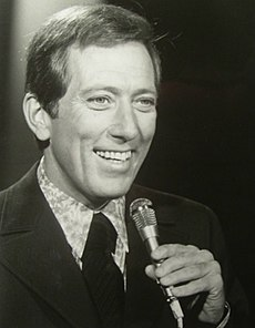 Andy Williams v roku 1969