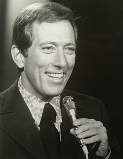 Andy Williams discography