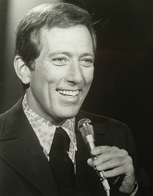 Golden Globe Award for Best Actor – Television Series Musical or Comedy - Andy Williams was nominated in 1967 for his performance on The Andy Williams Show.