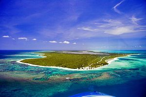 Anegada - Unlike the other British Virgin Islands, Anegada is a low-lying coral island rather than a volcanic island