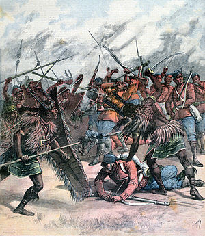Manipur - Anglo-Manipur War of 1891