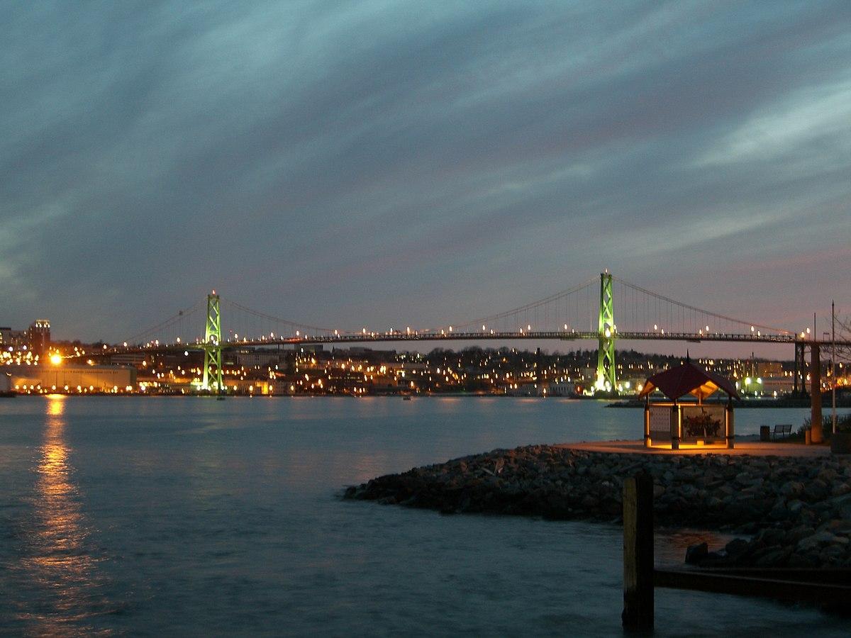 Angus L Macdonald Bridge Wikipedia