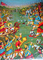 Another version of the Battle Of Kurukshetra.jpg