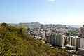 Another view towards Diamond Head and Waikiki from Punchbowl Lookout (5268330278).jpg