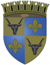 Coat of arms of اینٹانانیریوAntananarivo