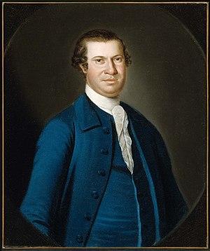 Peggy Stewart (ship) - Anthony Stewart, (1728-1791) co-owner of the Peggy Stewart, which was named after his daughter.