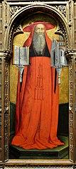 Hieronymusaltar von Santo Stefano in Venedig: Der heilige Hieronymus