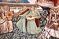 Antonio vite, gloria di san francesco, 1390-1400 ca. 10 angeli musicanti 4.jpg