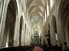 Anvers - Catedral - Interior.JPG