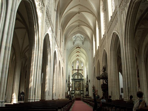 Anvers - Catedral - Interior