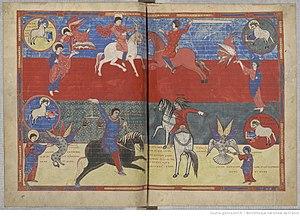 De Vier Ruiters Van De Apocalyps Wikipedia