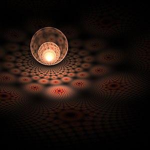 Apophysis (software) - Image: Apophysis 3D fractal ball