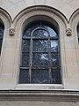 Arch window, Romanesque wing, Vajdahunyad Castle, 2018 Városliget.jpg