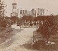 Archivo General de la Nación Argentina 1899 Luján, Basílica de Luján durante su construcción.jpg