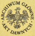 Archiwum Główne Akt Dawnych logo.png