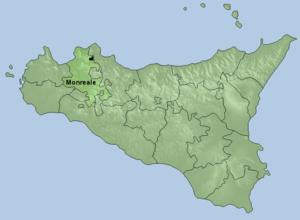 Roman Catholic Archdiocese of Monreale - Image: Arcidiocesi di Monreale