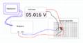 Arduino motstånd breadboard motstånd och multimeter.png