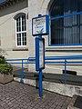 Argenton-sur-Creuse (36) - Arrêt de bus « Gare ».jpg