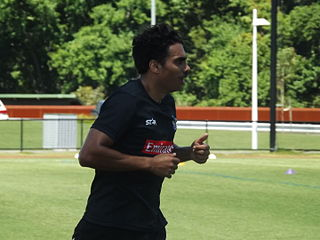 Tony Armstrong (Australian rules footballer) Australian rules footballer