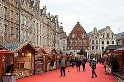 Arras Marché de Noël R01