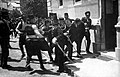 Arrest of a suspect in Sarajevo.jpg