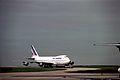 Arrivée du Boeing 747 F-BPVX d'Air France.jpg