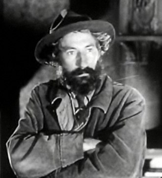 Arthur Hunnicutt - from Split Second (1953)