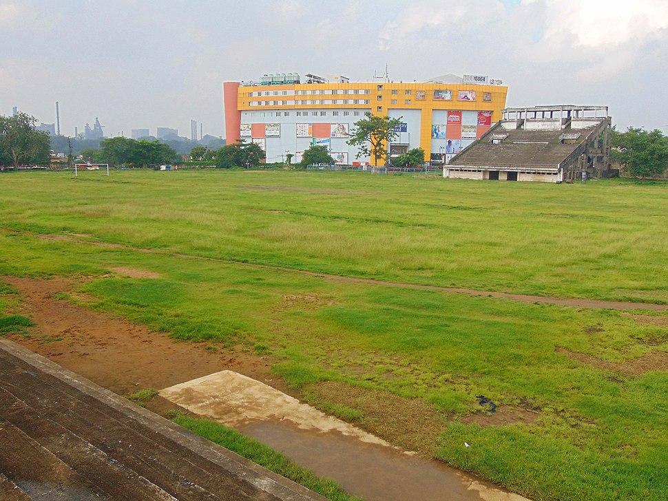 Asansol Stadium (Polo Ground)- 01