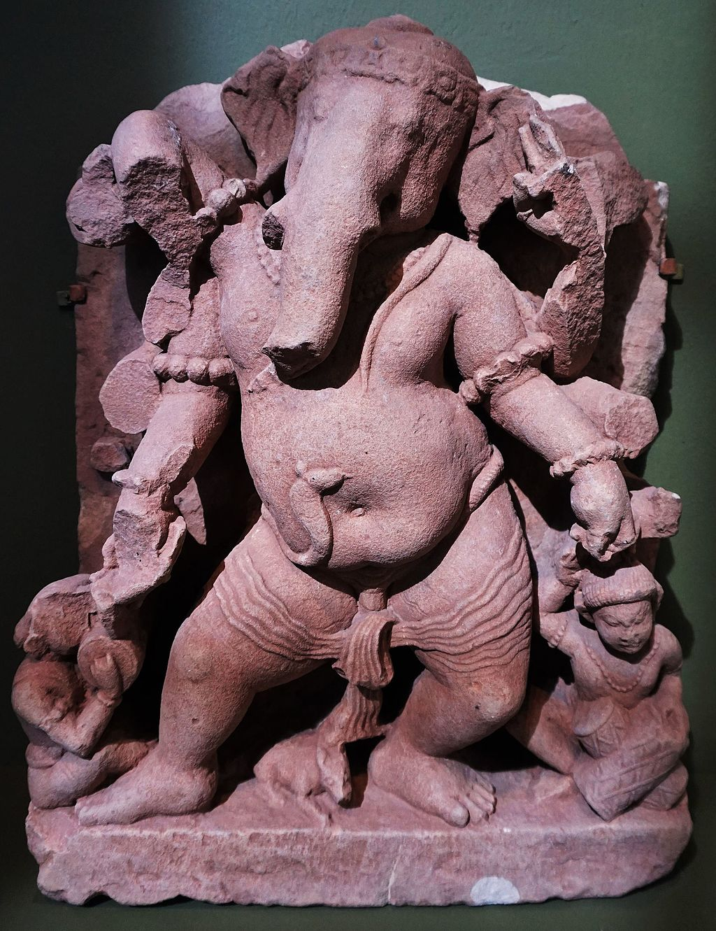 Asian Civilisations Museum - Joy of Museums - Dancing Ganesha