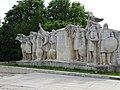 Asparuh monument in Isperich 02.jpg